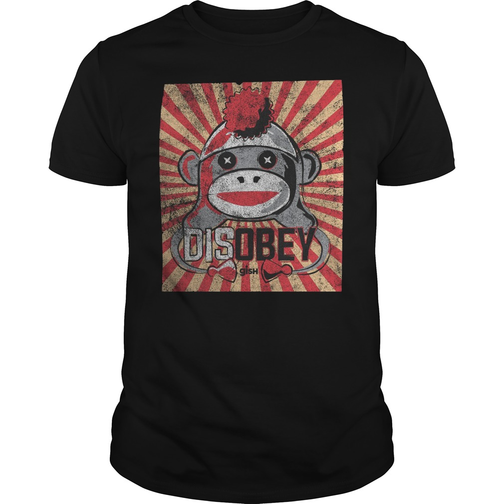 2019 Disobey gish Guys t-shirt