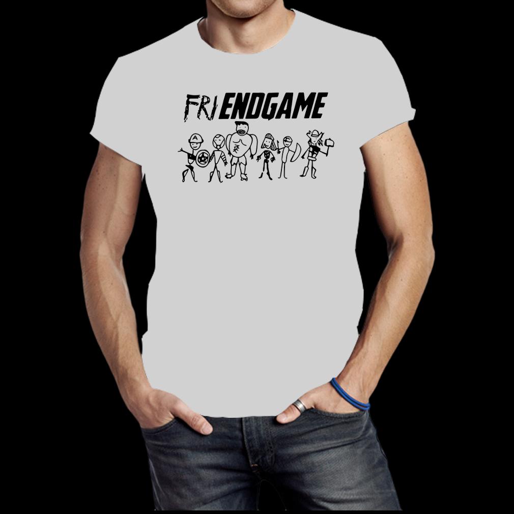 Endgame Friend game shirt