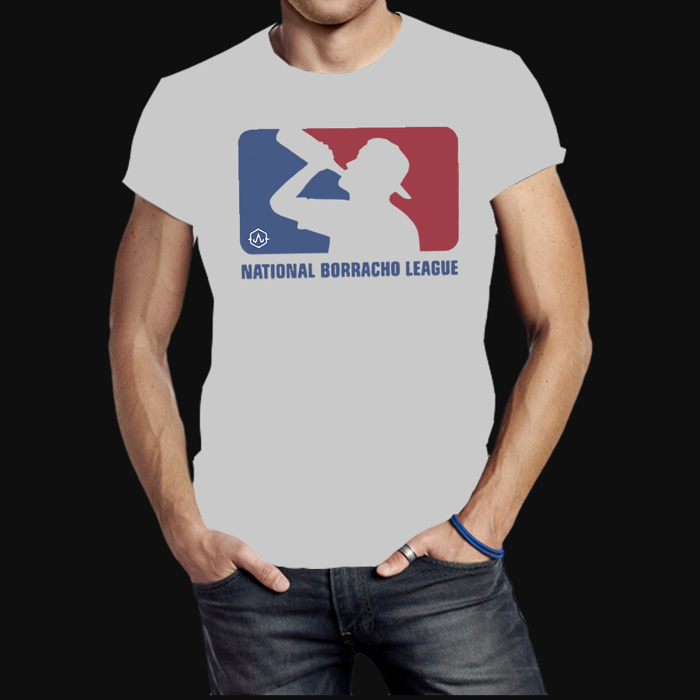 National borracho league shirt