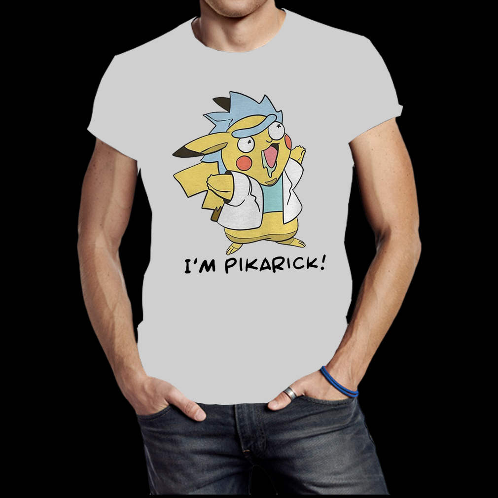 Rick and Morty I'm pikarick shirt