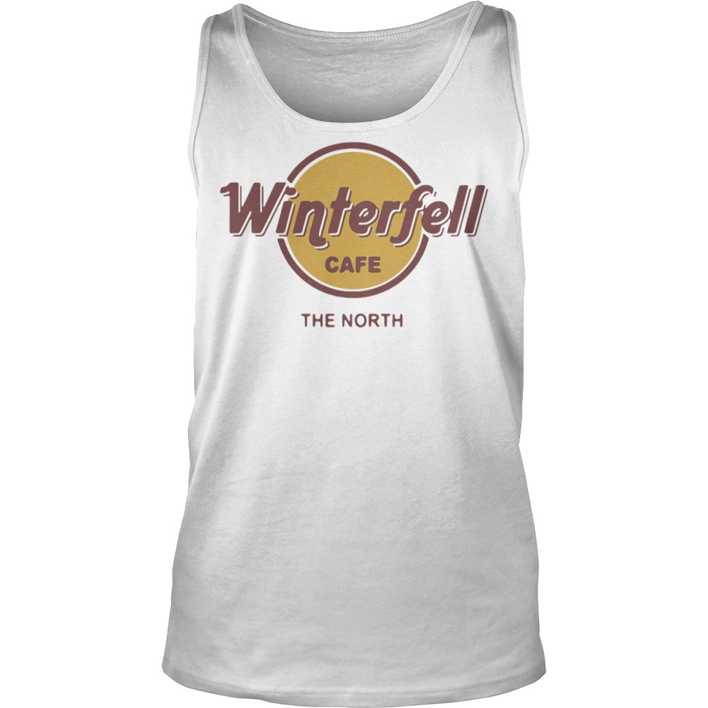 Game Of Thrones Winterfell Cafe The North Tank top