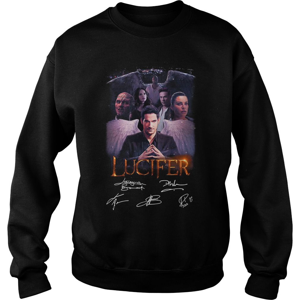 Lucifer signature Sweater