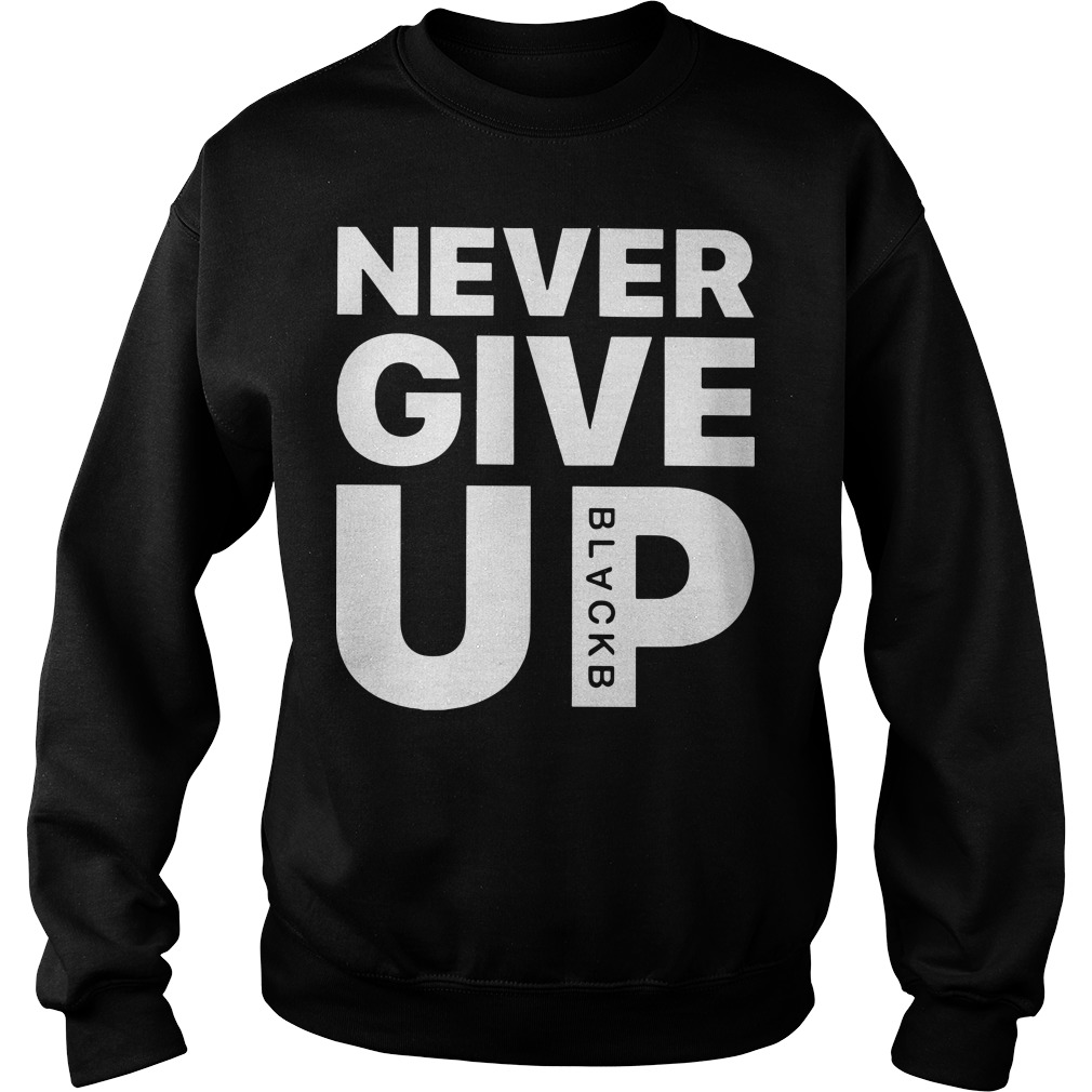 Mohamed Salah Never Give Up Sweater
