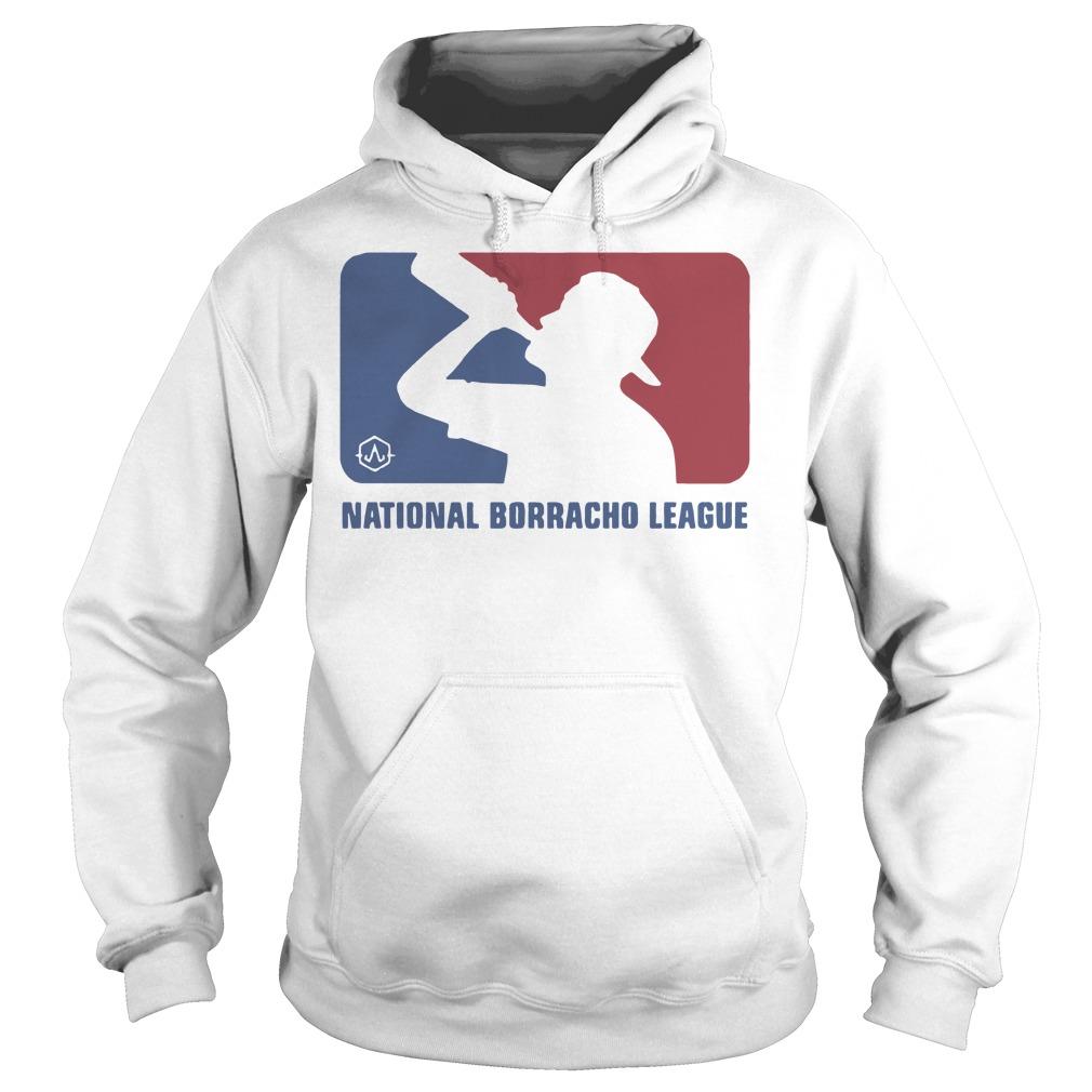 National borracho league Hoodie