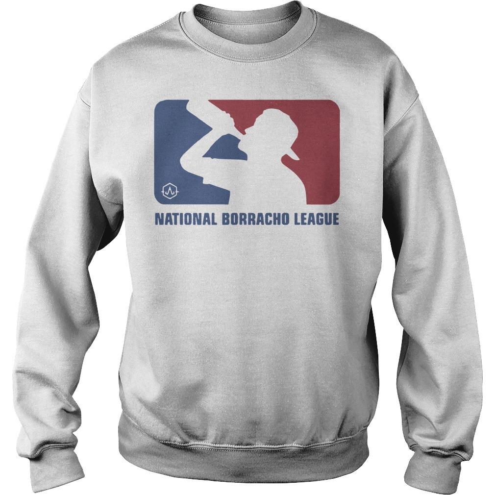 National borracho league Sweater