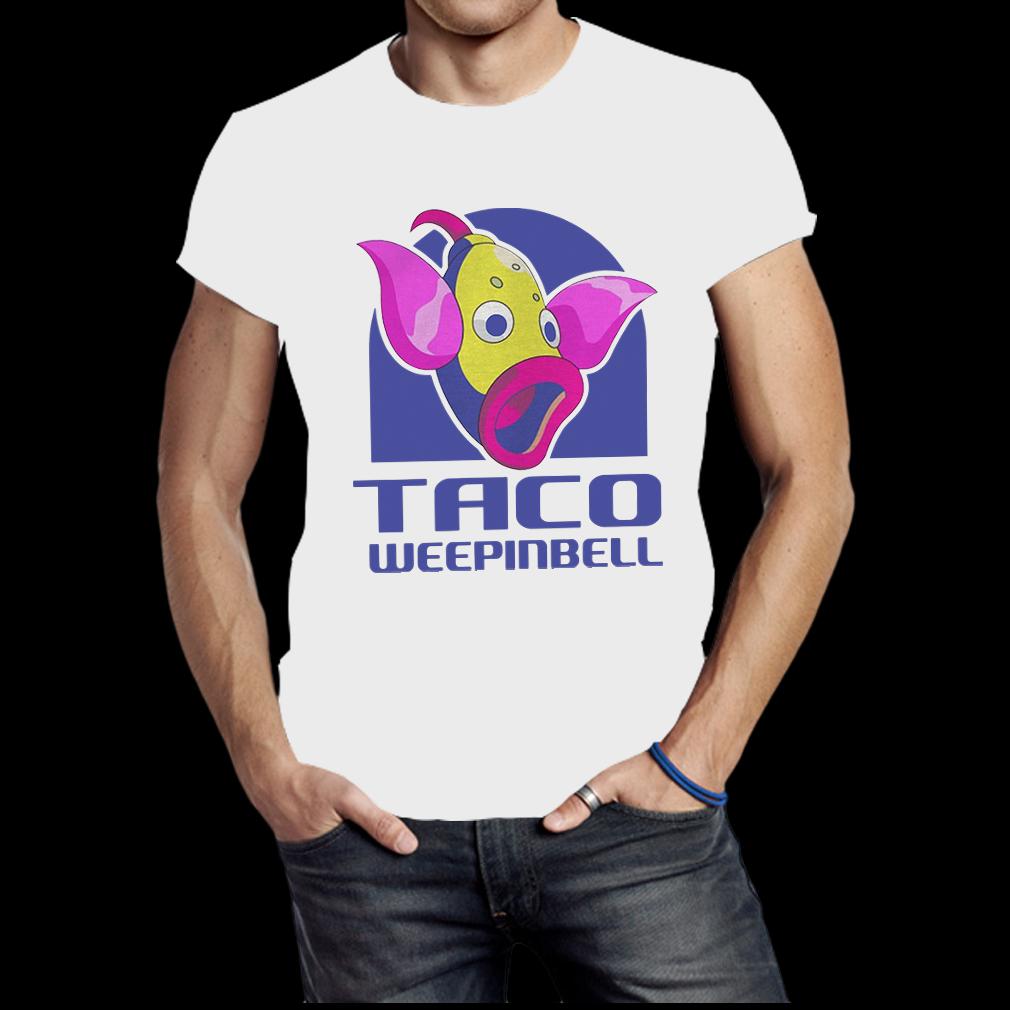 Taco Weepinbell Pokemon Onesie shirt