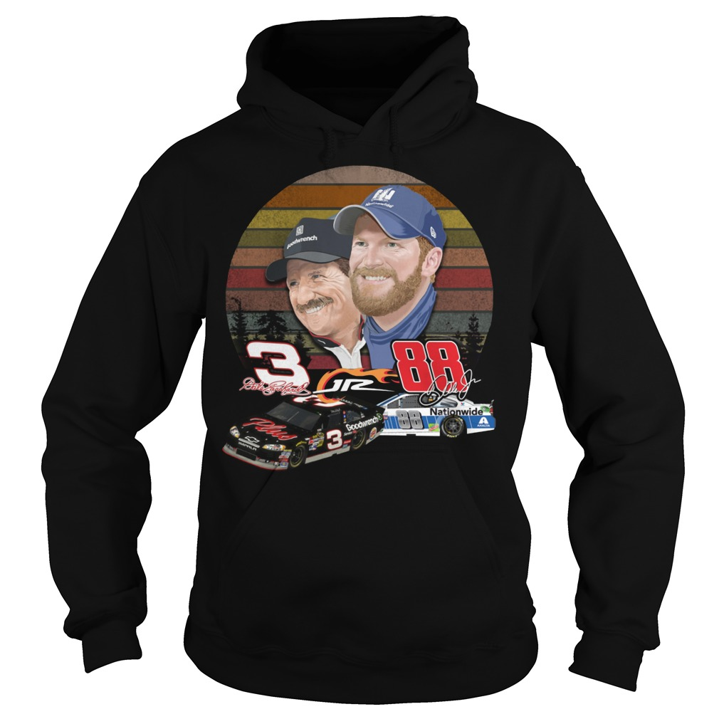 Forever love 30 Jr 88 Goodwrench and Nationwide Hoodie