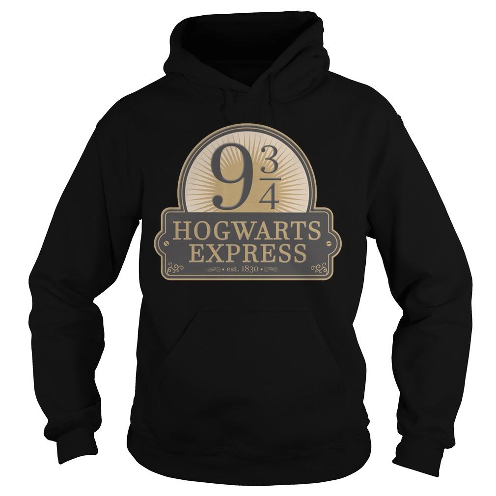 Hogwarts express est 1830 Hoodie