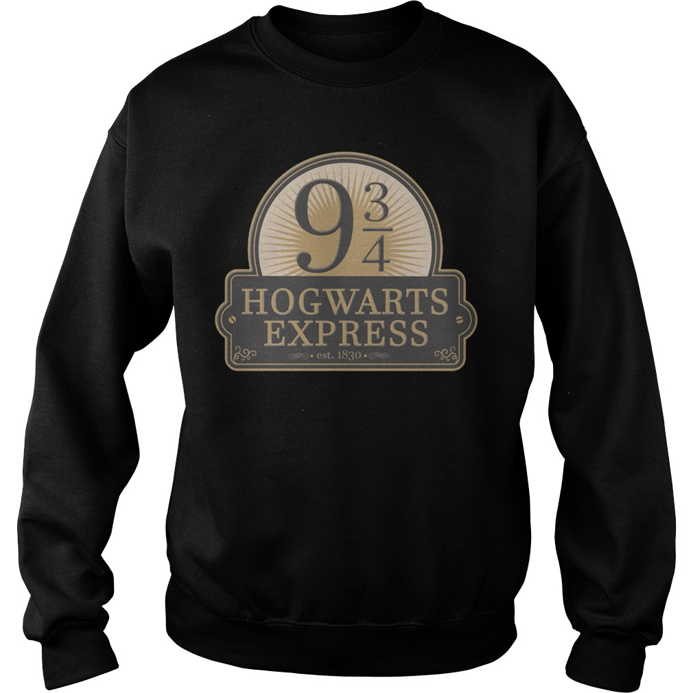Hogwarts express est 1830 Sweater