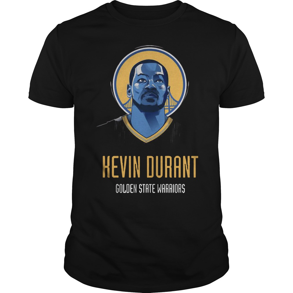 Kevin Durant Golden State Warriors Guys t-shirt