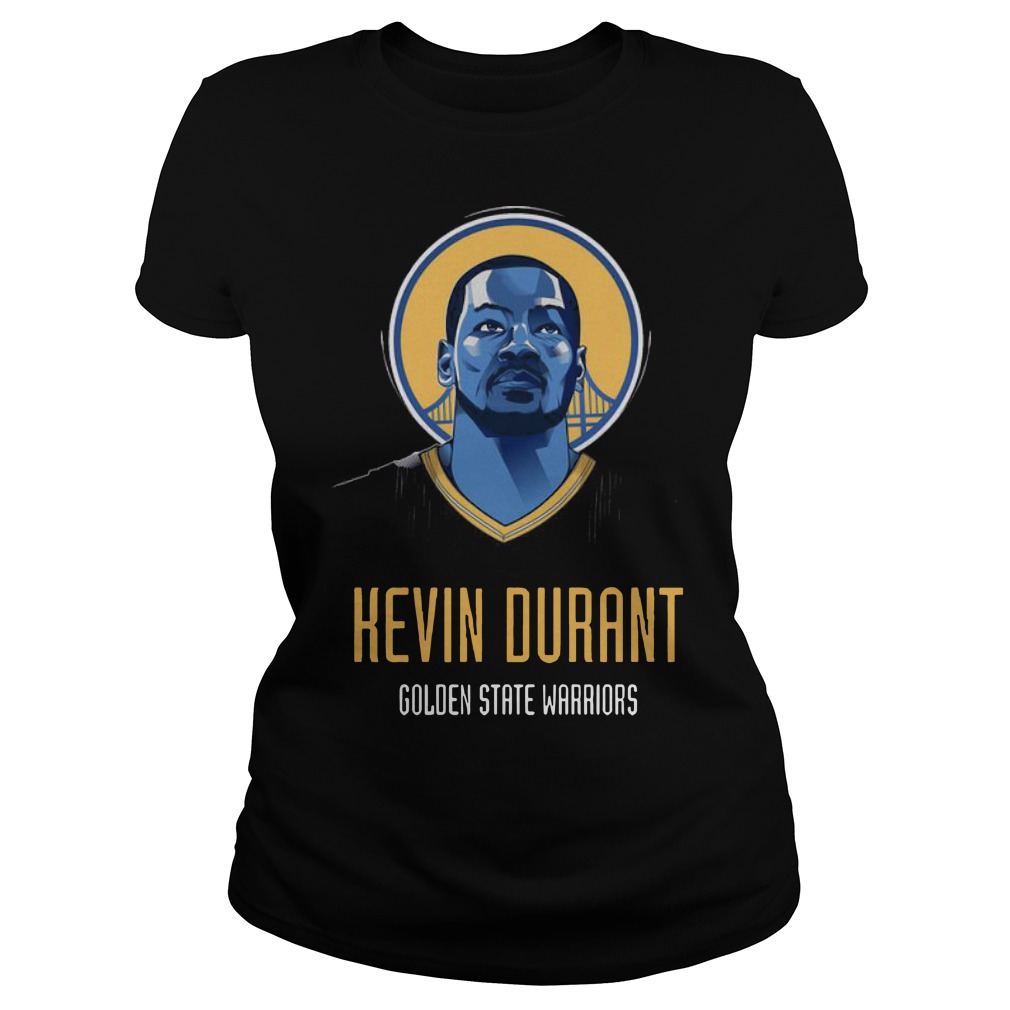 Kevin Durant Golden State Warriors Ladies t-shirt