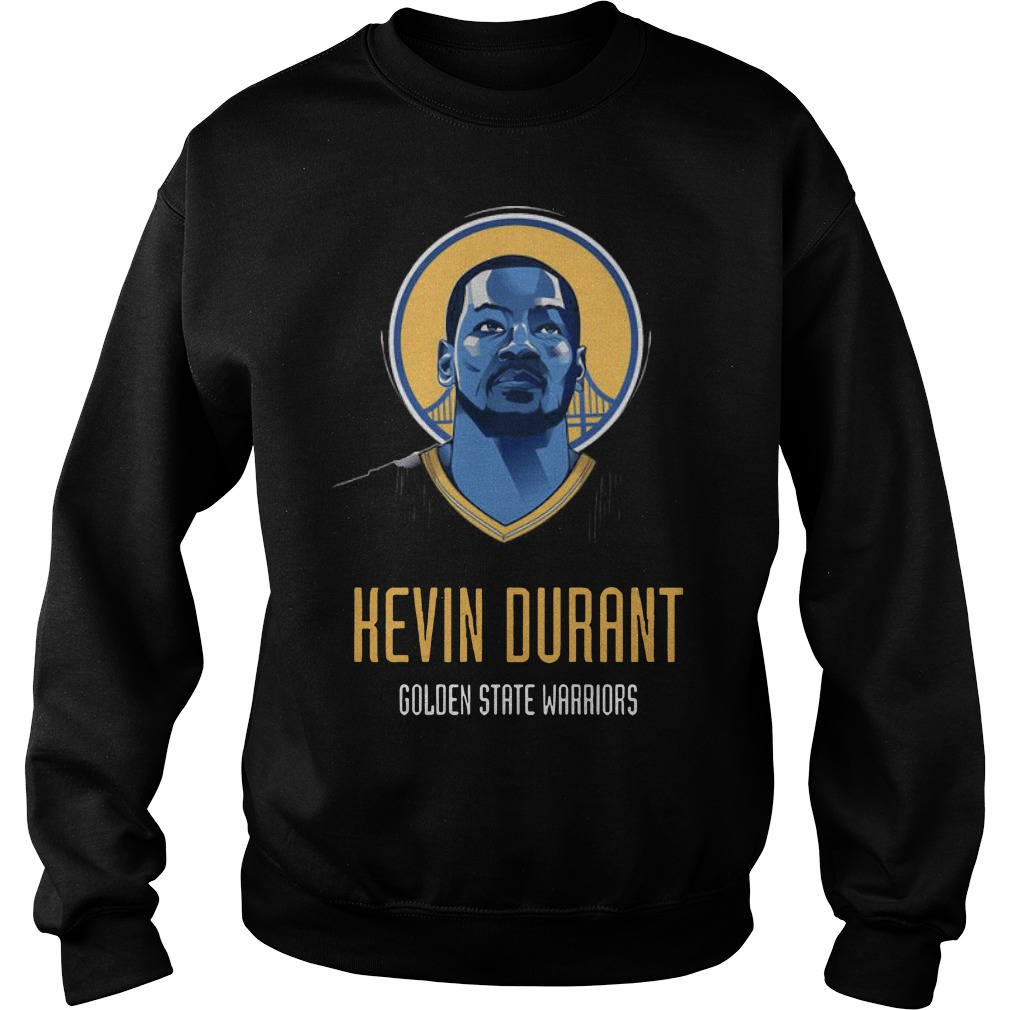 Kevin Durant Golden State Warriors Sweater