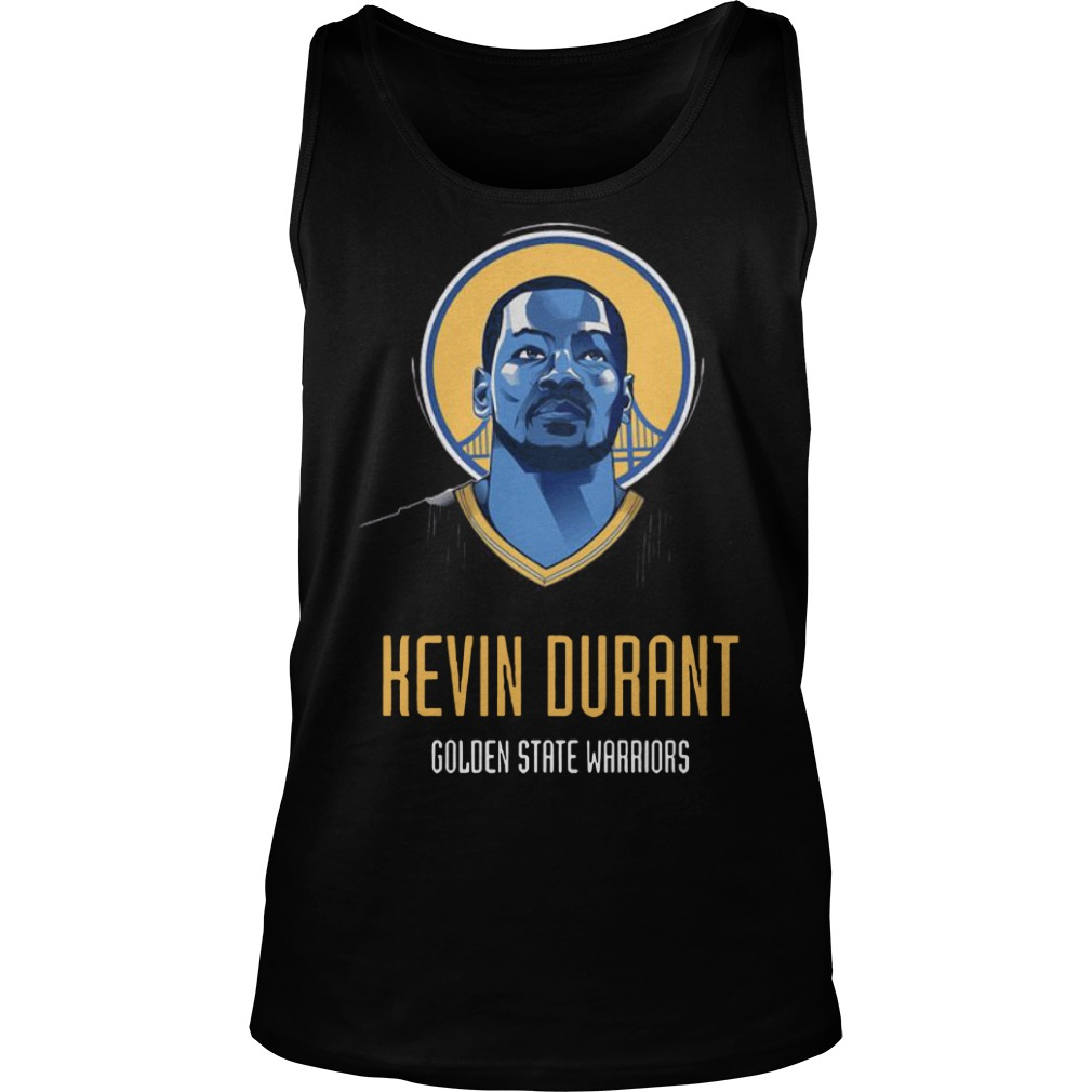 Kevin Durant Golden State Warriors Tank top