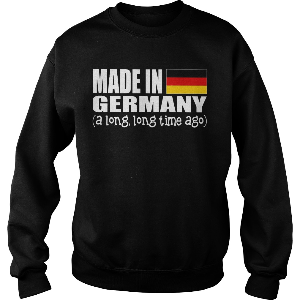 Made in Germany a long long time ago Sweater