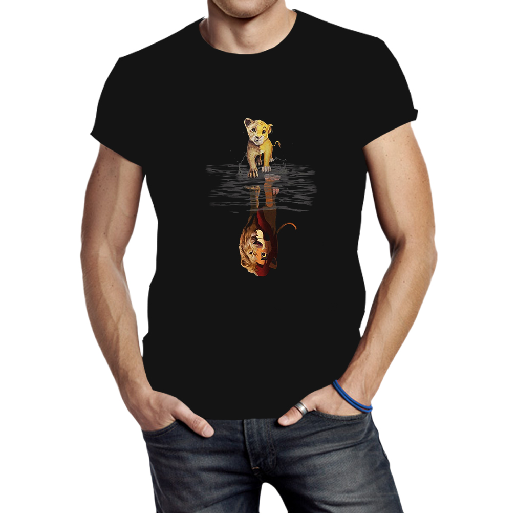 In a world full of lions be a king shirt