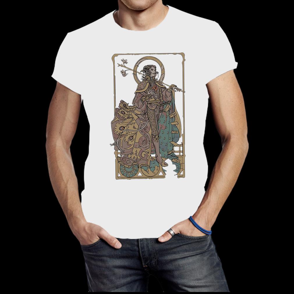 Mollymauk May He Reign shirt