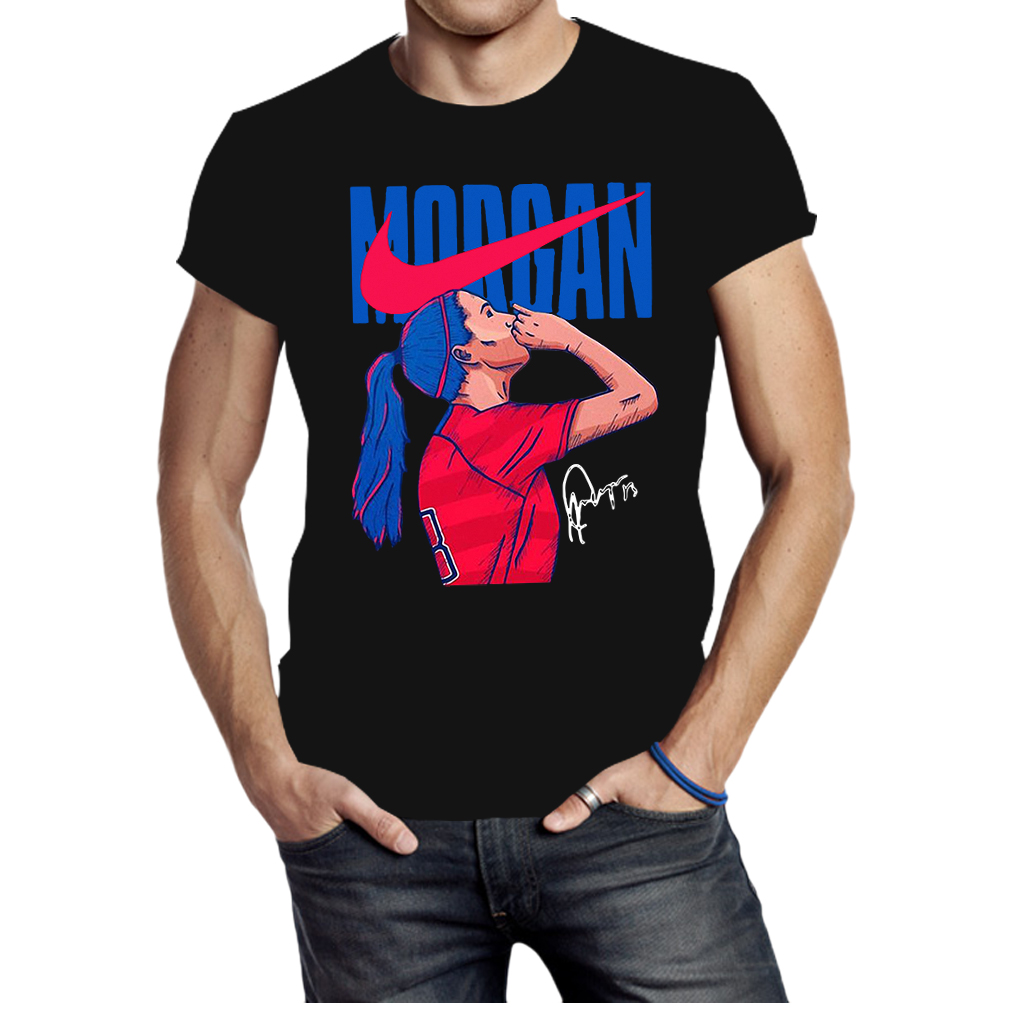 Morgan Brian Adidas shirt