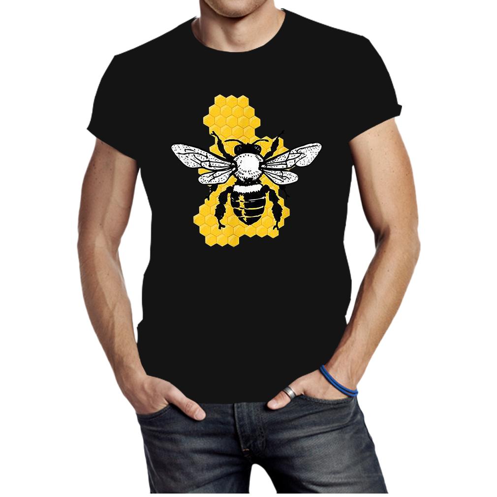 Save the bees beekeeper honeycomb environmentalists shirt
