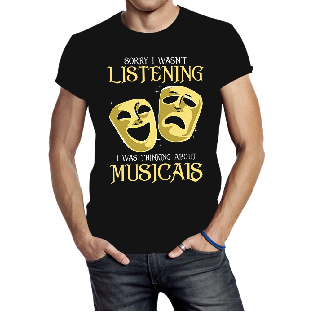 Sorry I wasn't listening I was thinking about musicais shirt