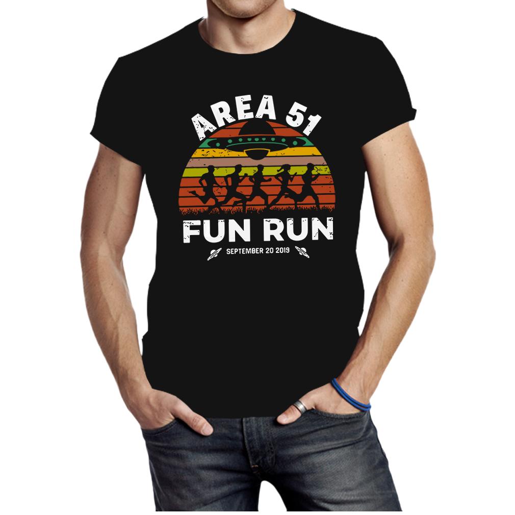 Storm Area 51 Fun Run September 20 2019 Vintage shirt