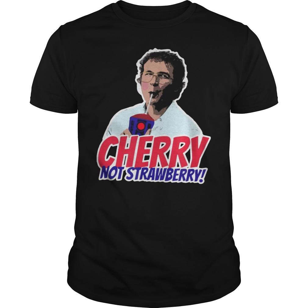 Alexei Cherry not strawberry Guys t-shirt