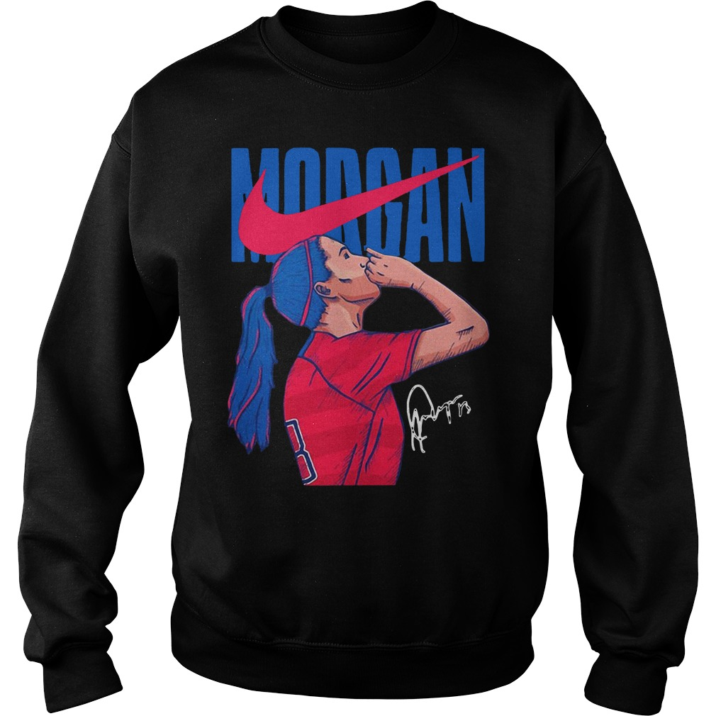 Morgan Brian Adidas Sweater