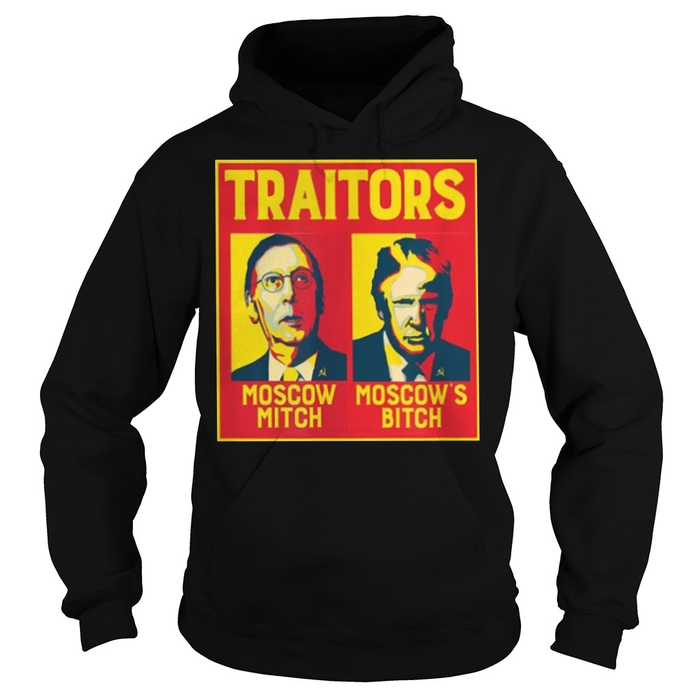 Moscow Mitch Traitors Hoodie