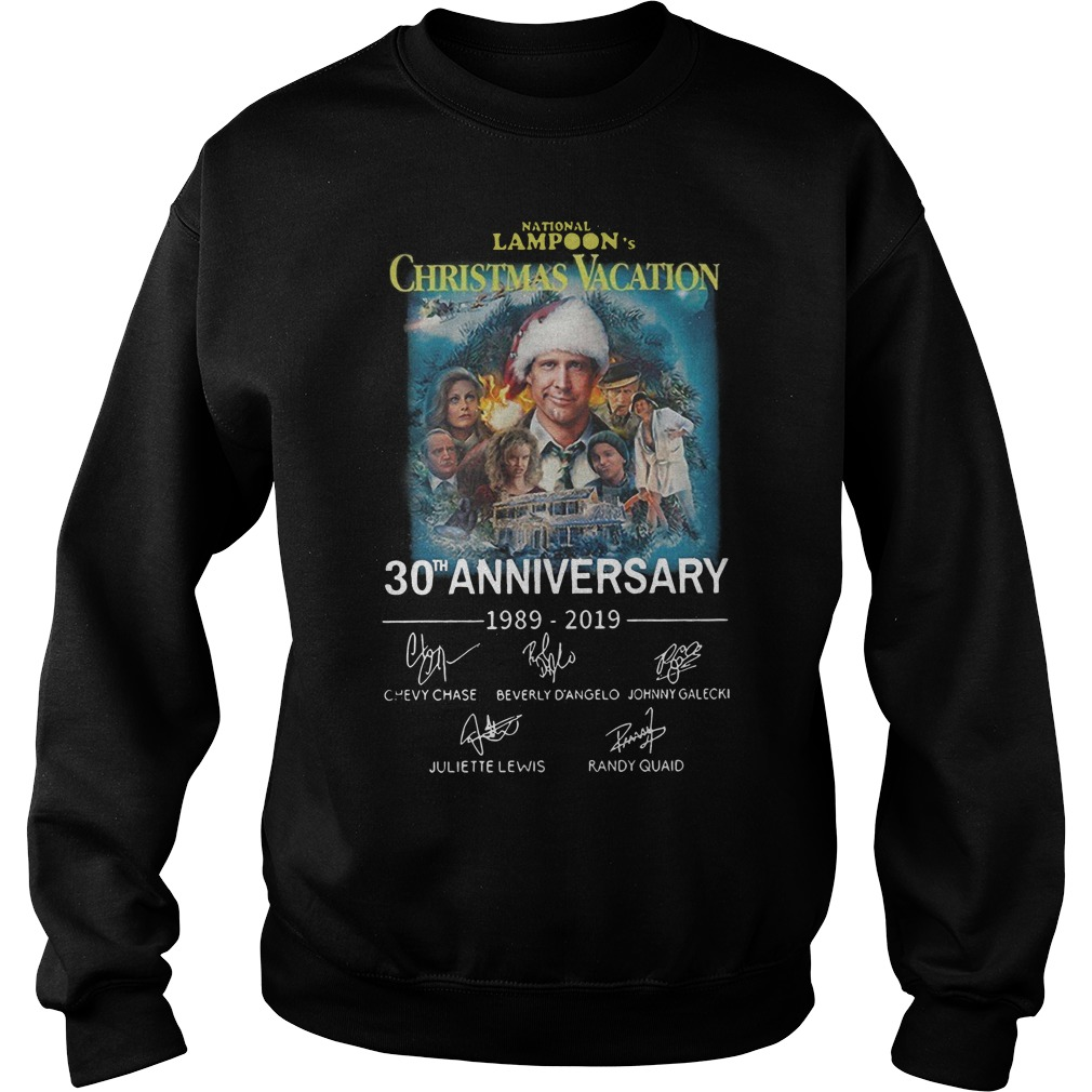 National Lampoon's Christmas Vacation 30th anniversary Sweater