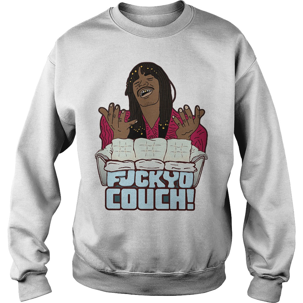 Rick James Couch Sweater