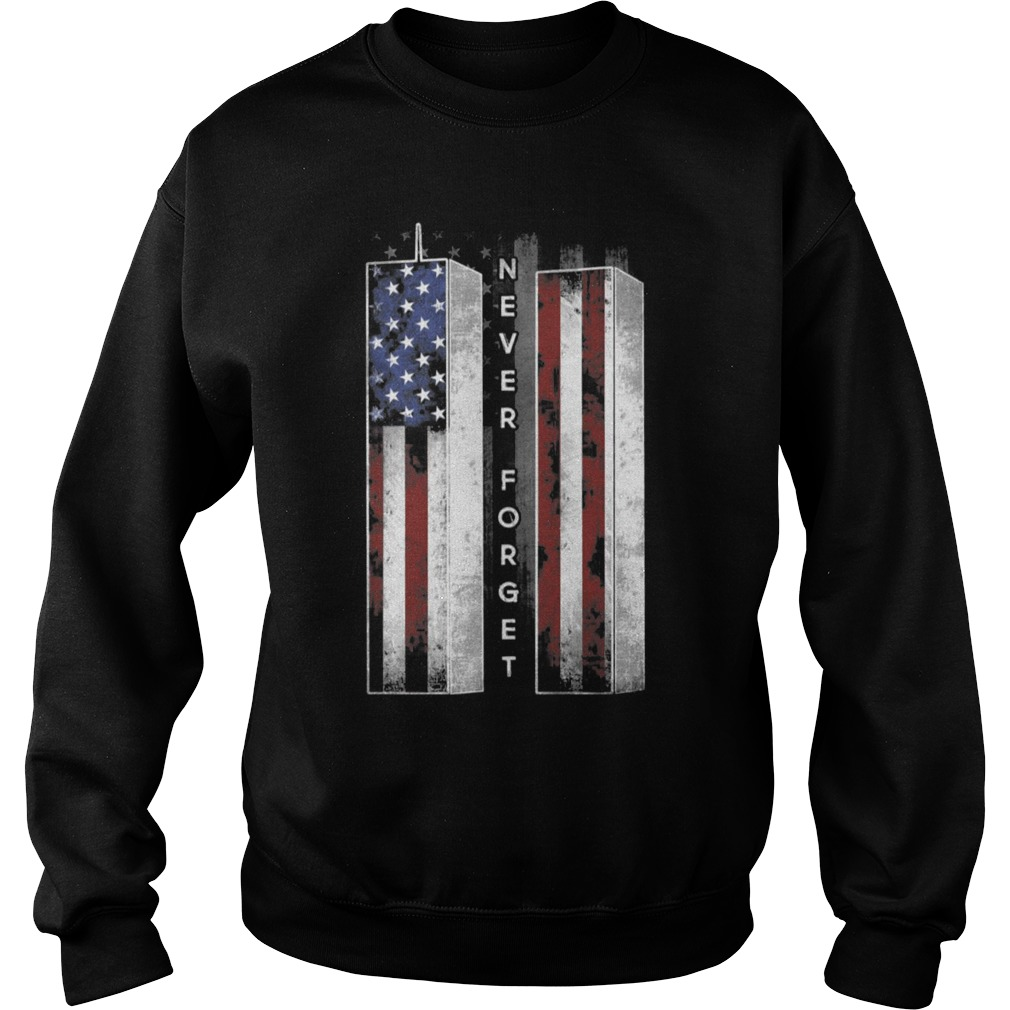 September 11 We will never forget Sweater