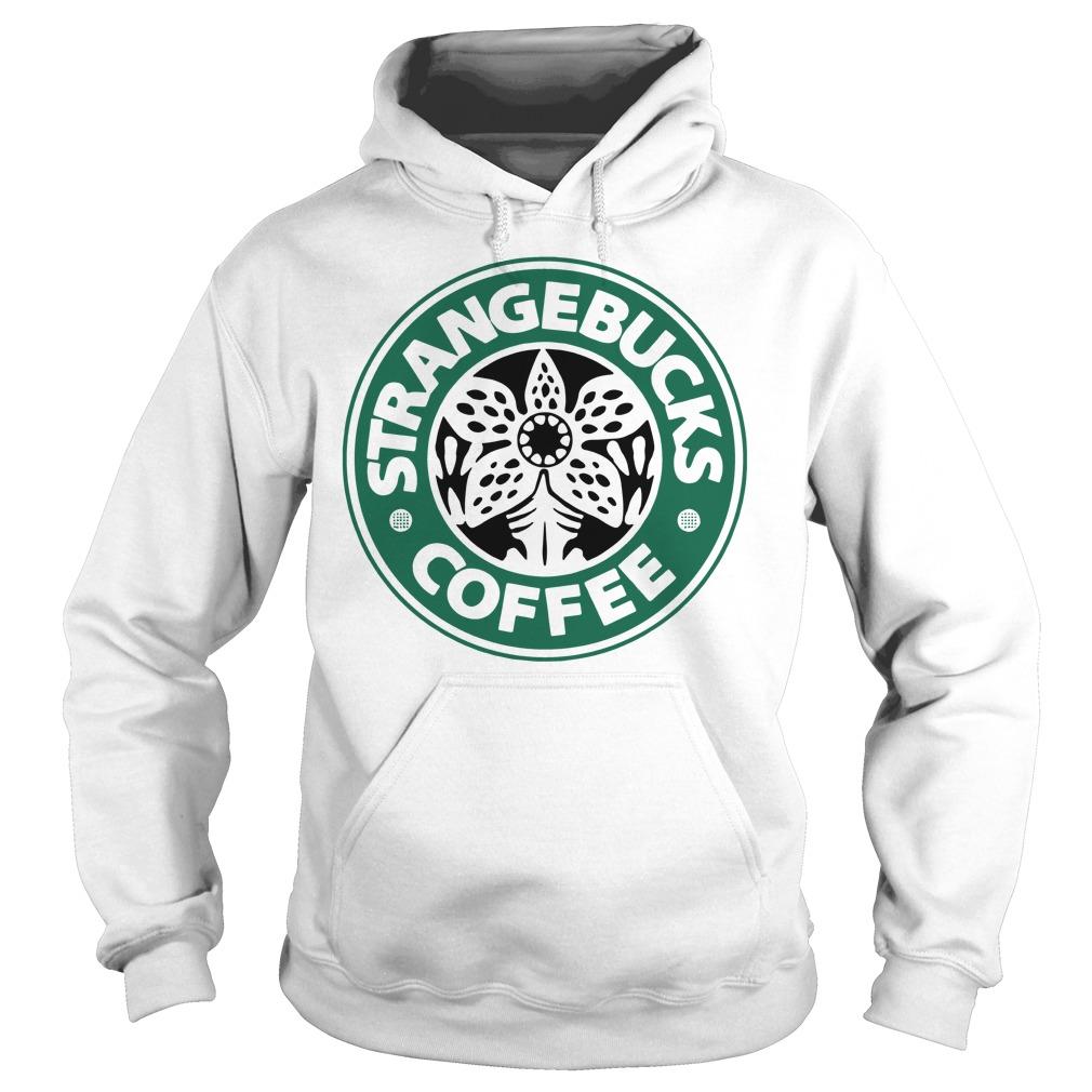 Strangebucks coffee Hoodie