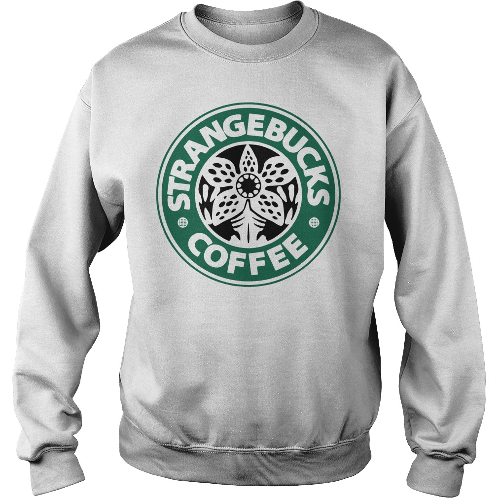 Strangebucks coffee Sweater