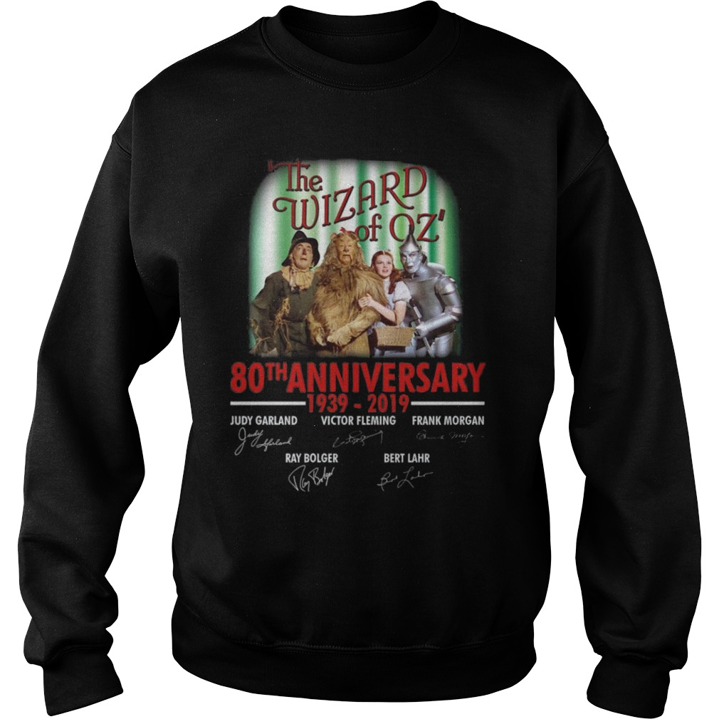 The Wizard of Oz 80th anniversary Sweater