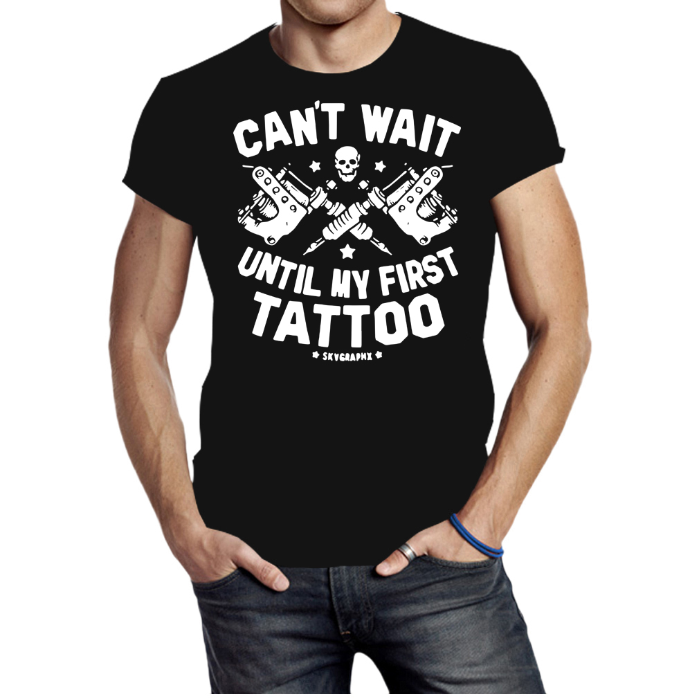 Can't wait until my first tattoo shirt