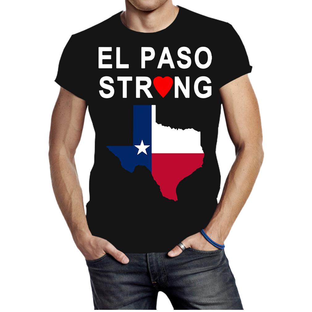 El Paso Texas Strong shirt