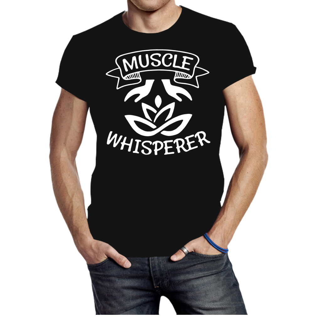 Muscle whisperer shirt