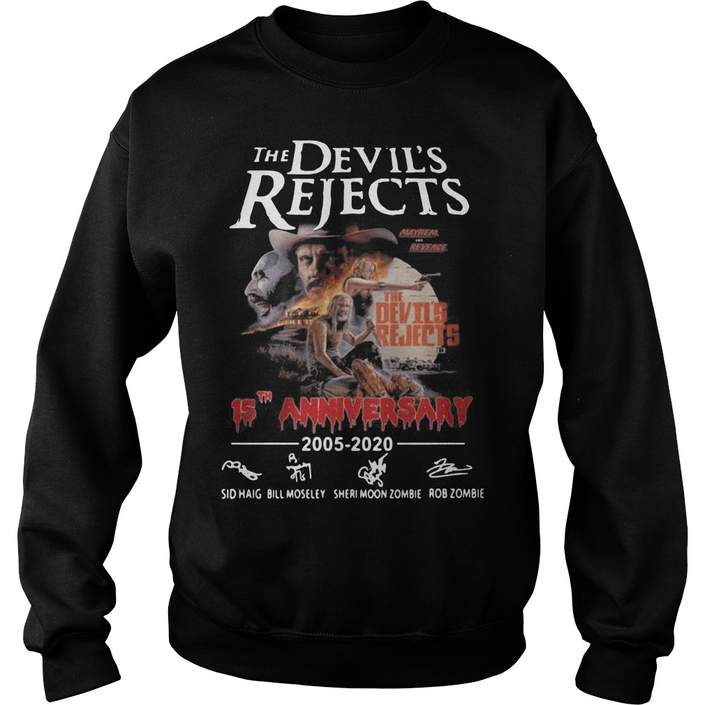 The devil's rejects 15th anniversary Sweater