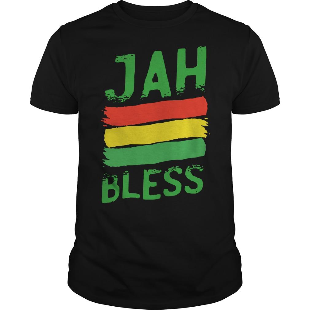 Jah Bless Guys t-shirt