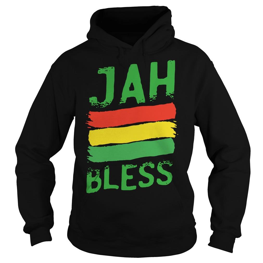 Jah Bless Hoodie