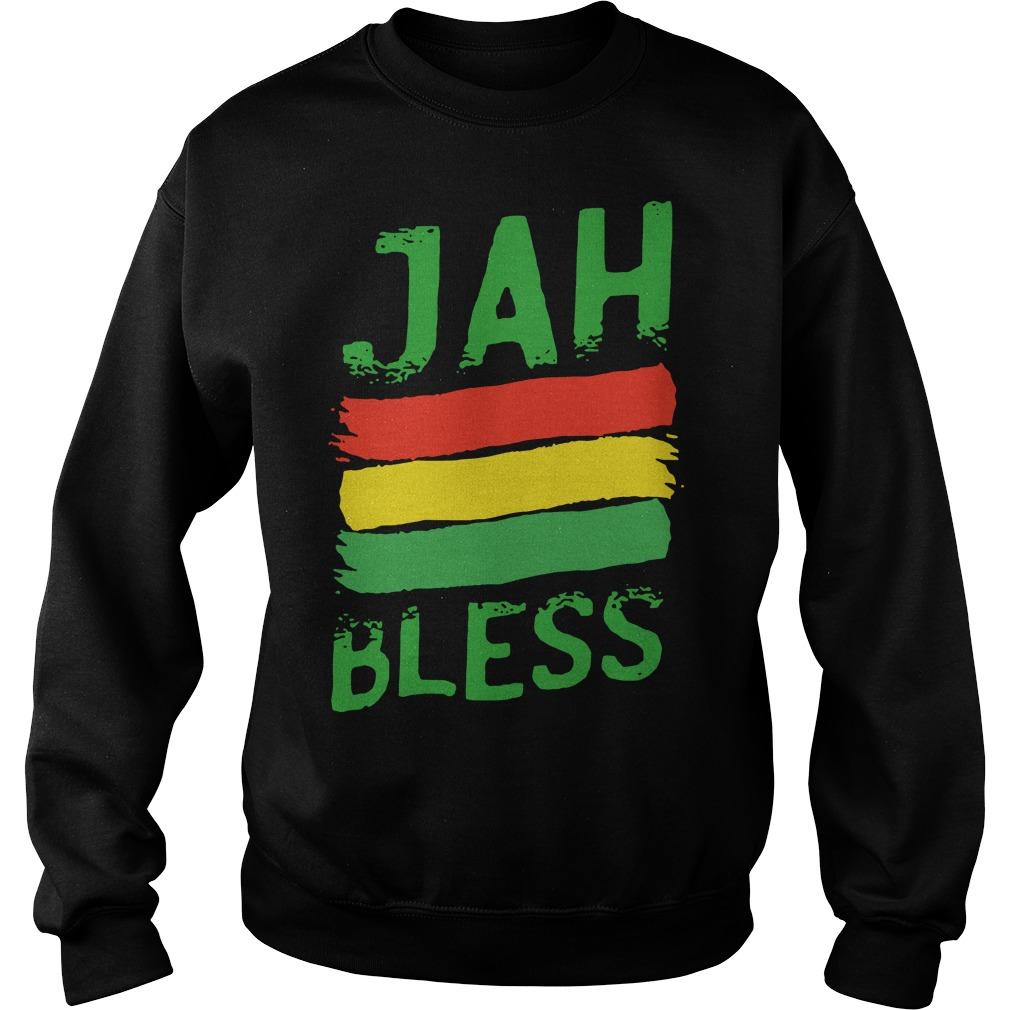 Jah Bless Sweater