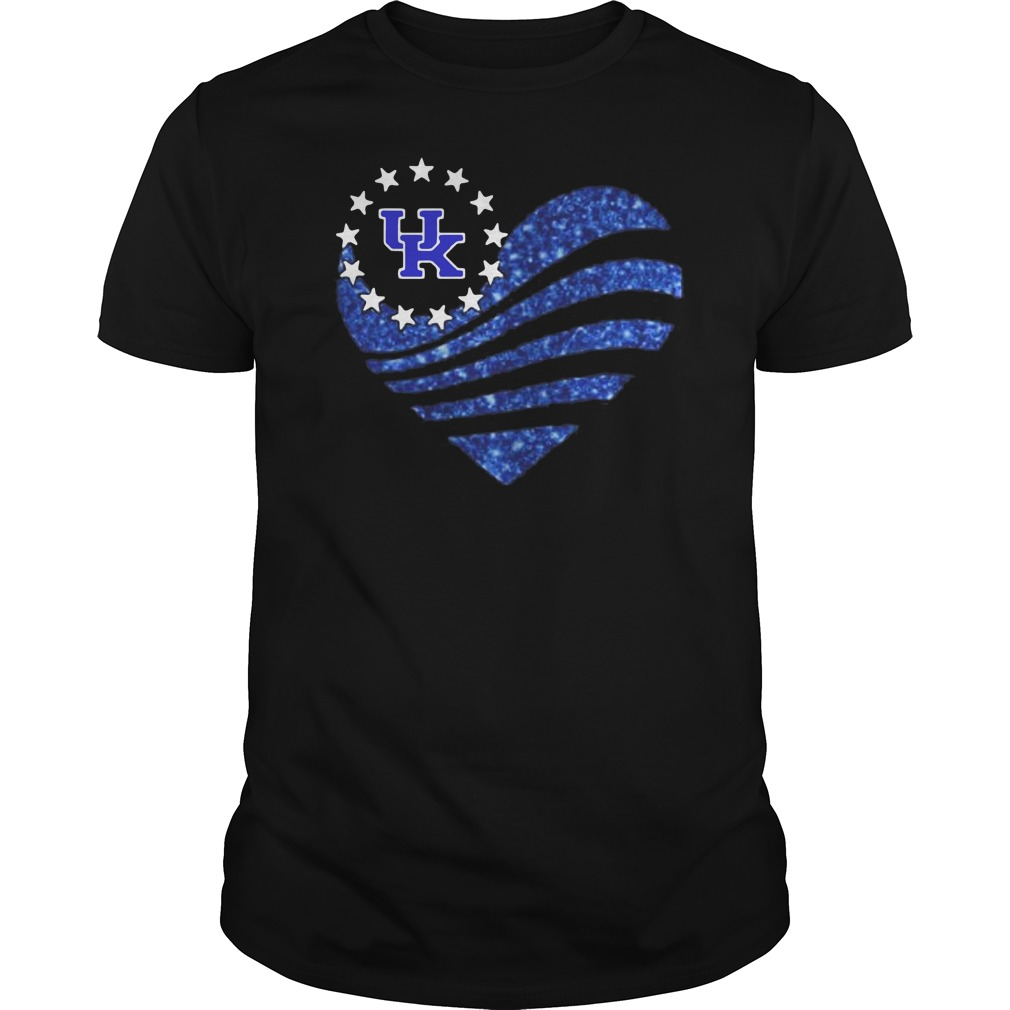 Ncuk heart Kentucky Guys t-shirt