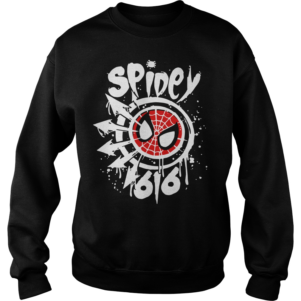 Spidey 616 Sweater