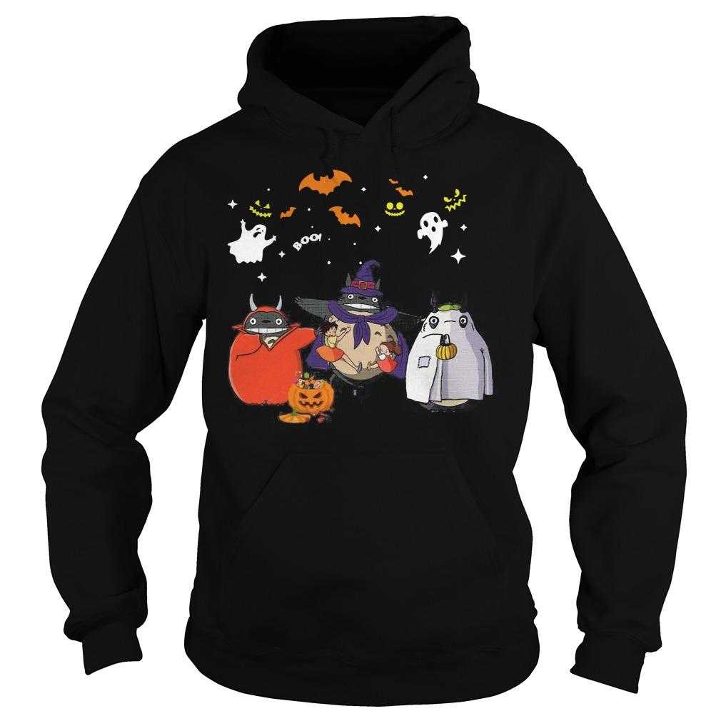 Totoro Halloween Hoodie