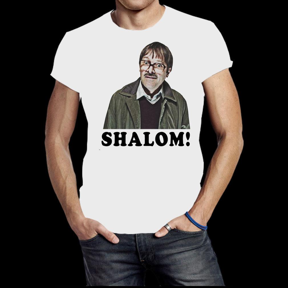 Jim bell shalom shirt