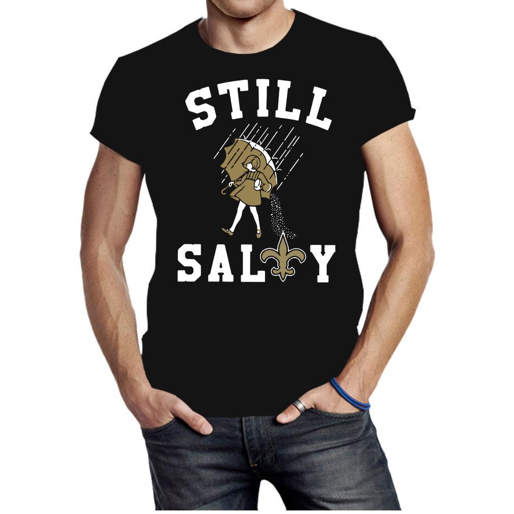 Saints still salty Hoodie