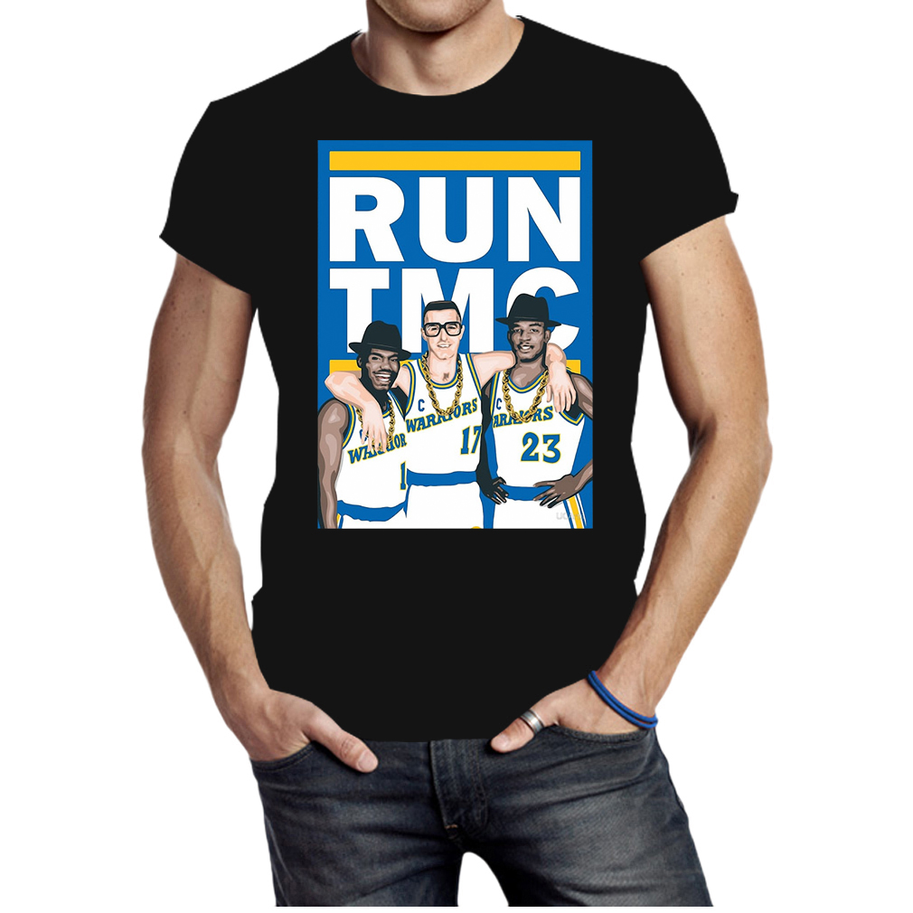 Warriors run Tmc shirt
