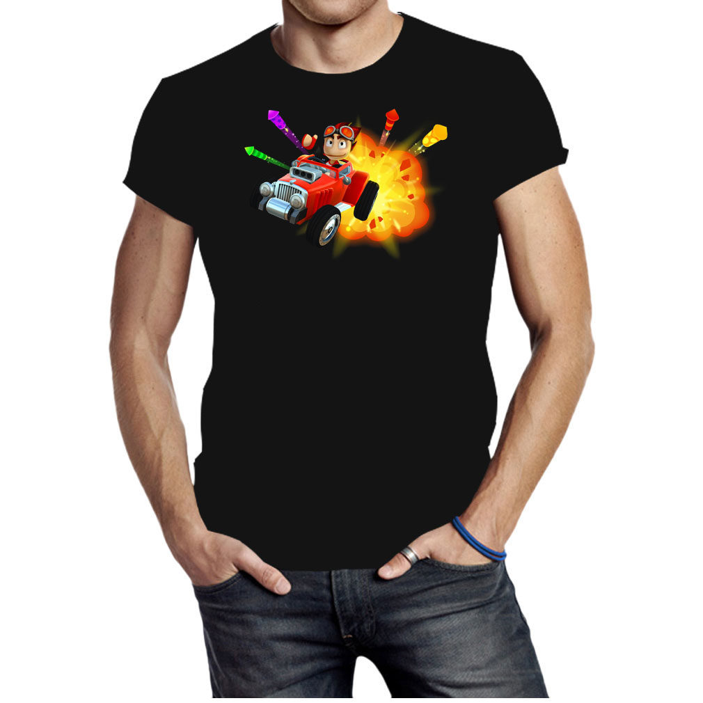 Beach Buggy Racing Explosion shirt