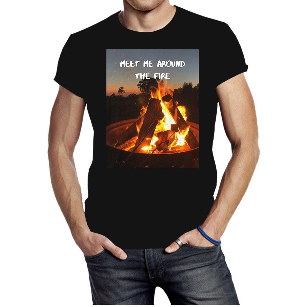 Meet me around the fire shirt