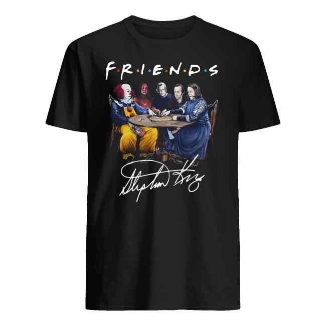 Stephen King Friends Guys t-shirt