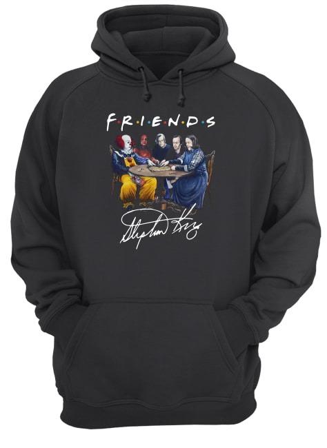 Stephen King Friends Hoodie
